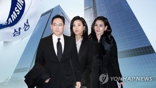 삼성 경영 향배는…계열사 자율경영 일단 유지될듯 (CG) [연합뉴스TV 제공]