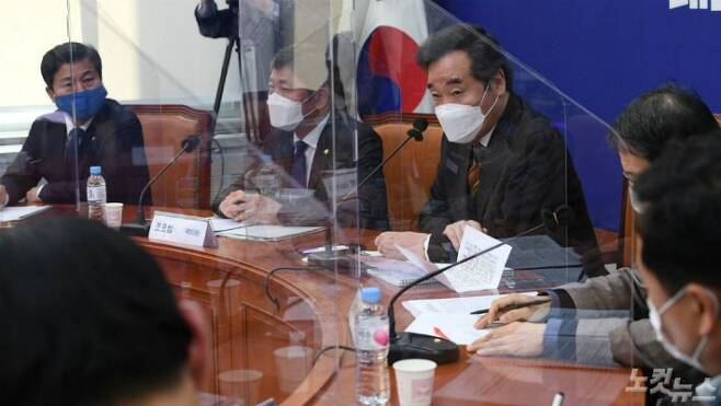 더불어민주당 이낙연 대표(사진=윤창원 기자/자료사진)