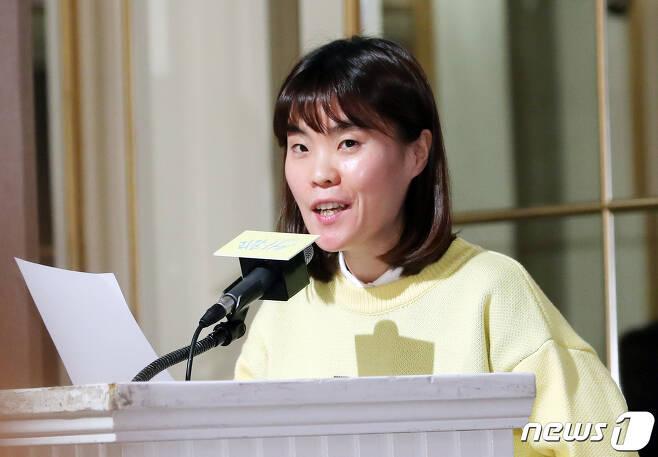 개그우먼 박지선/뉴스1 © News1 권현진 기자
