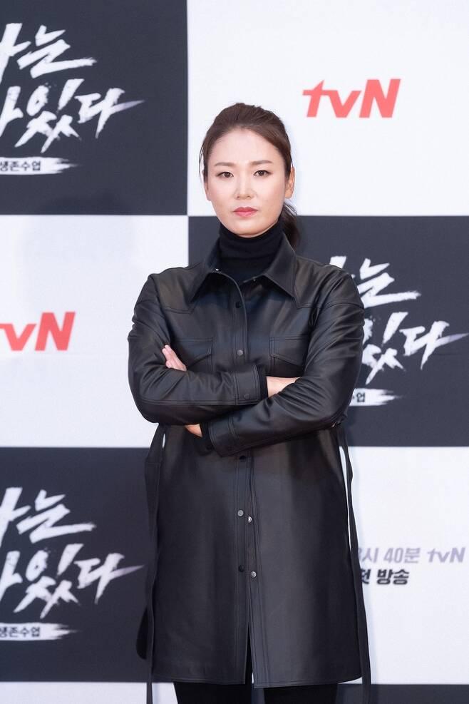 박은하 교관 [tvN 제공. 재판매 및 DB 금지]
