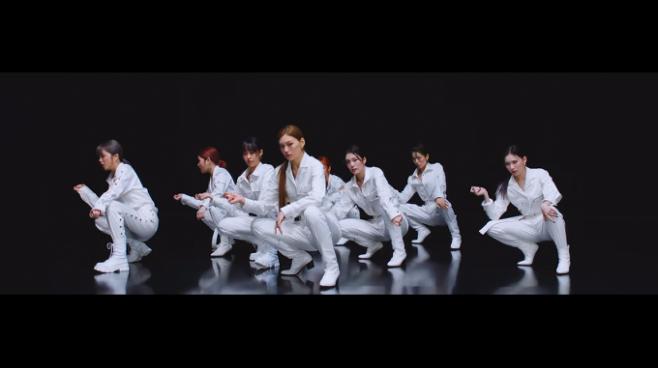 ▲ 그룹 위키미키 '쿨' 뮤직비디오
