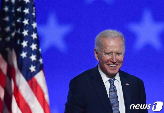 조 바이든 미국 민주당 대선후보