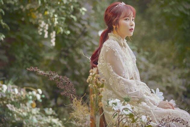 홍진영 /사진=IMH엔터테인먼트 제공