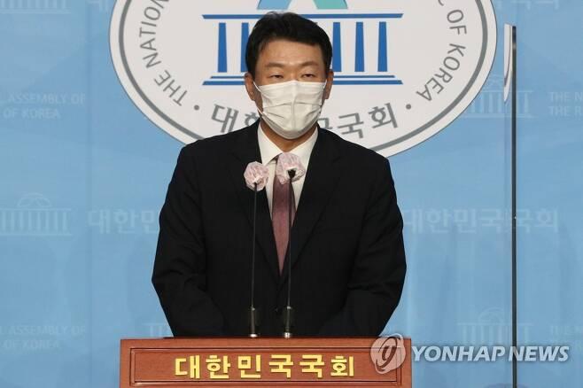 국민의힘 윤희석 대변인 [연합뉴스 자료사진]