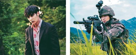 KBS 2TV '좀비탐정'(왼쪽 사진)과 OCN '써치'(오른쪽)는 미니시리즈가 통상 16부작으로 제작되던 관행을 깨고 각각 12부작, 10부작으로 편성됐다.