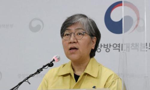 정은경 중앙방역대책본부 본부장. 연합뉴스