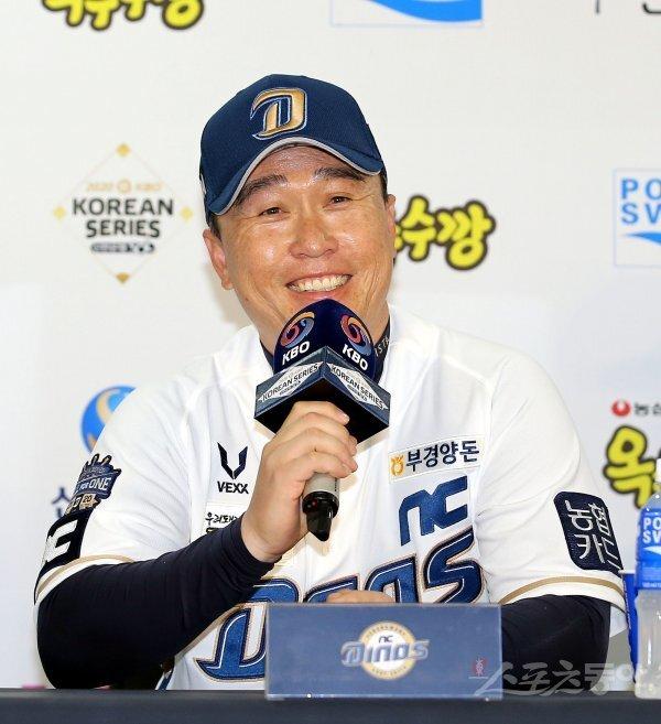 NC 이동욱 감독. 스포츠동아DB