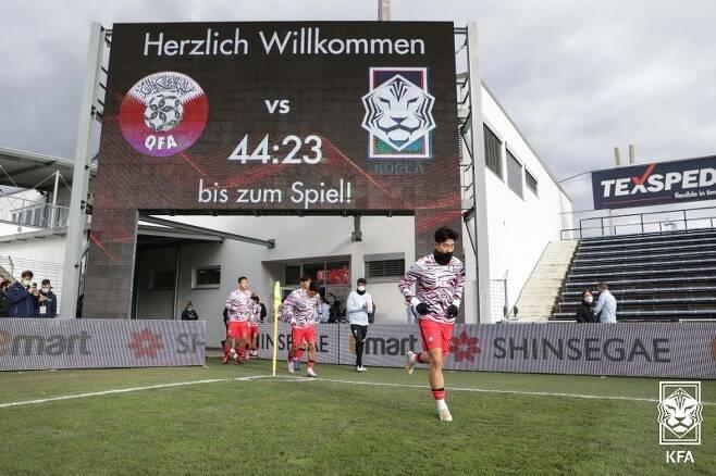 축구대표팀이 코로나19 상황 속에서 처음으로 A매치를 진행했다. 우여곡절이 많았다. 그래서 차근차근 되돌아보는 작업이 중요하다. (대한축구협회 제공) © 뉴스1