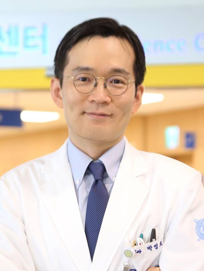 박영호 분당서울대병원 신경과 교수.