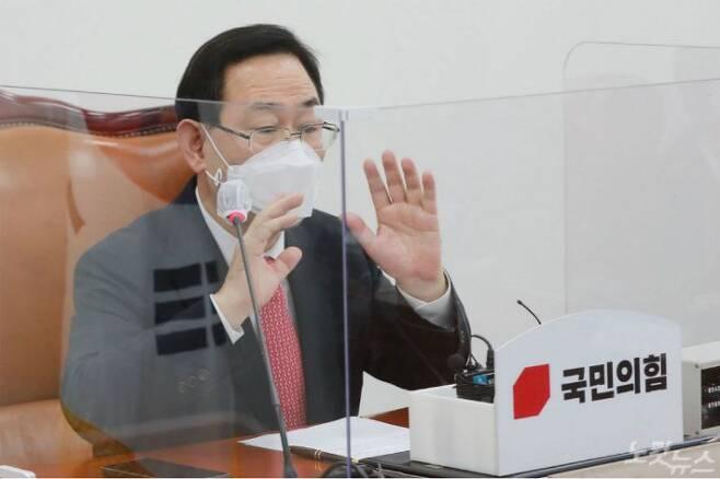 주호영 국민의힘 원내대표(사진=윤창원 기자/자료사진)