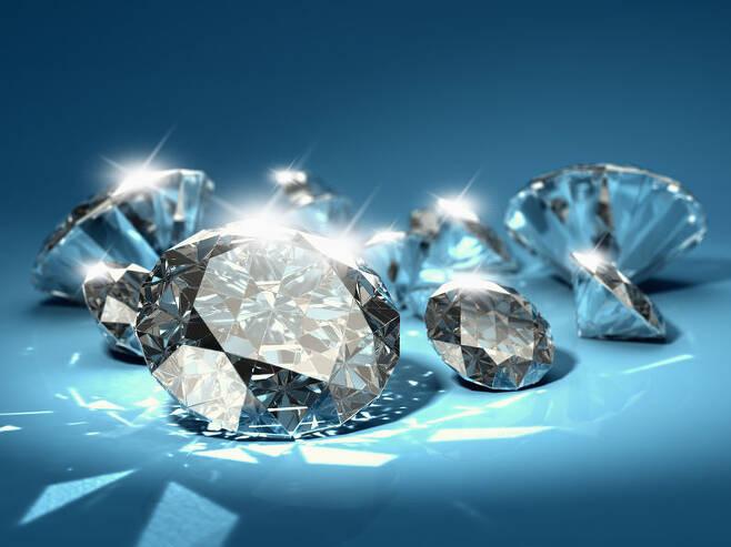 다이아몬드 자료사진=123rf.com