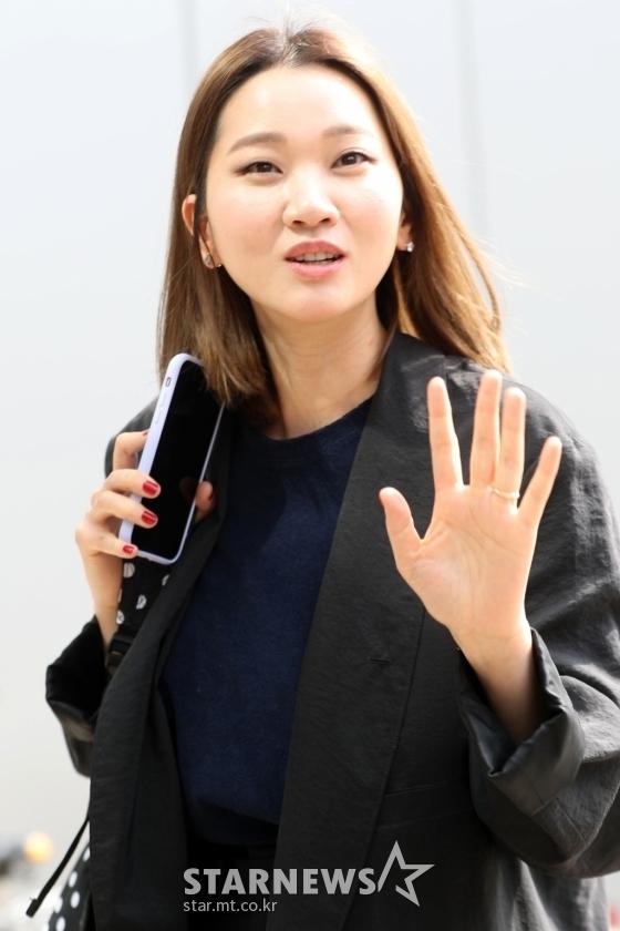장윤주 / 사진=임성균 기자