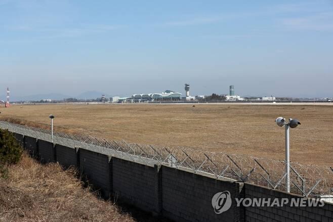 무안국제공항 [연합뉴스 자료사진]