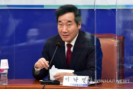 이낙연 더불어민주당 대표 [이미지출처=연합뉴스]