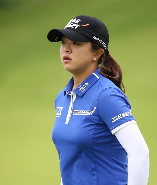 2020년 미국여자프로골프(LPGA) 투어 펠리컨 위민스 챔피언십 골프대회에 출전한 김세영 프로가 단독 선두로 우승 경쟁에 뛰어들었다. 사진제공=KLPGA