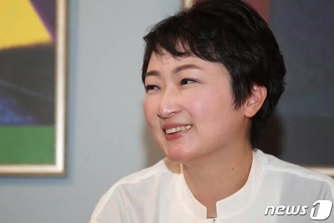 이언주 전 의원/뉴스1 © News1 여주연 기자