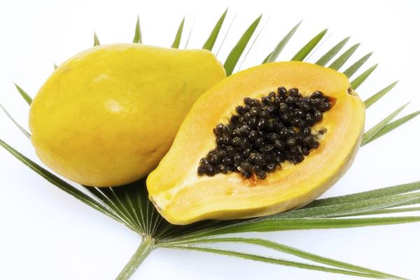 파파야 속 비타민A는 감염성 질환의 발생을 낮춰주는 대표적인 면역력 증강 영양소다./사진=클립아트코리아
