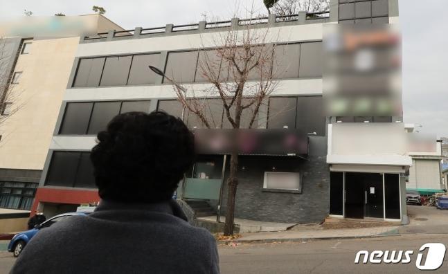 해경이 방문한 인천의 한 유흥주점./사진=뉴스1