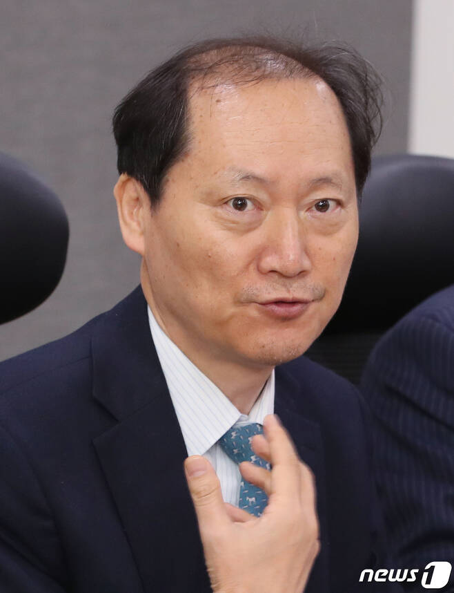 이완규 변호사. 2019.11.5/뉴스1 © News1 이종덕 기자