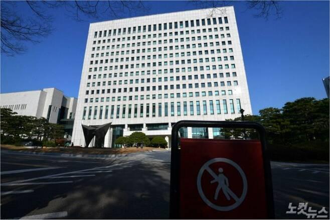 서울 서초구 대검찰청의 모습. (사진=박종민 기자/자료사진)