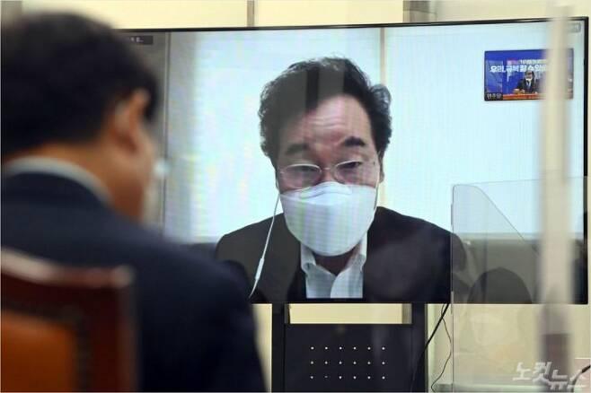 더불어민주당 이낙연 대표 (사진=윤창원 기자)