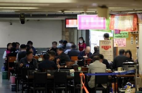 서울의 한 식당. /연합뉴스
