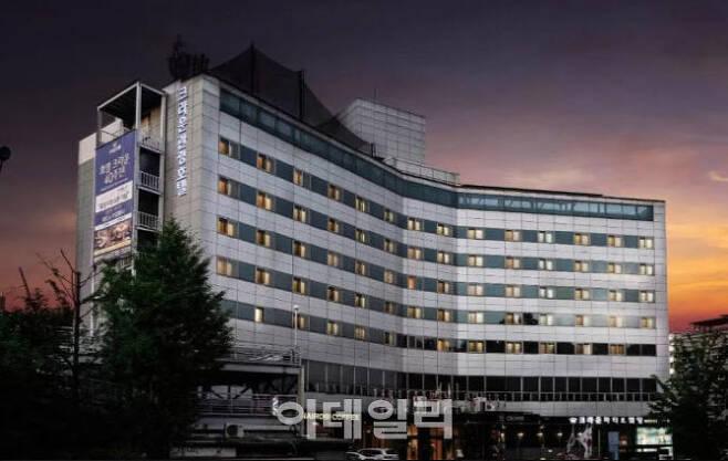 서울 용산구 이태원동 크라운관광호텔. (사진=크라운관광호텔)