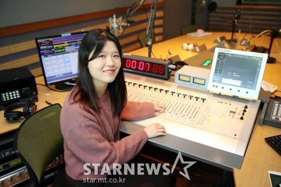 MBC 표준FM '김이나의 별이 빛나는 밤에' 홍희주PD / 사진=임성균 기자 tjdrbs23@