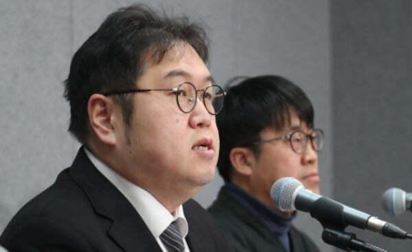 김용민 평화나무 이사장 /사진=연합뉴스