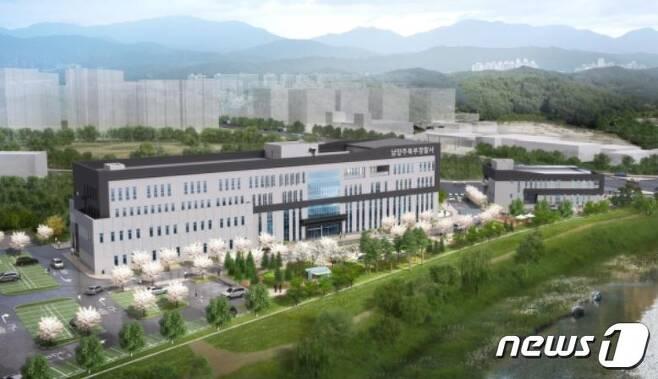 남양주북부경찰서 (조감도) © 뉴스1