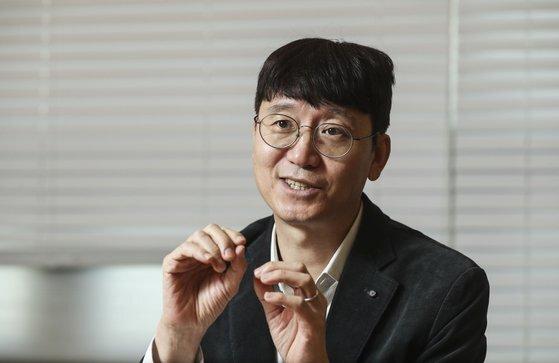 김웅 국민의힘 의원. 김경록 기자