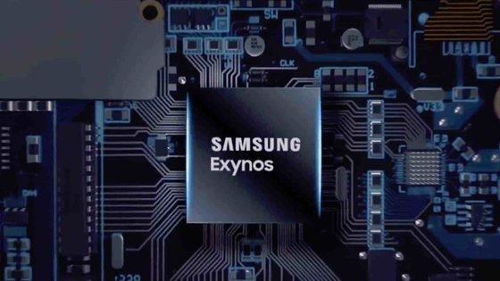 삼성의 자체개발 칩셋 '엑시노스'의 이미지 컷. [사진 삼성전자]
