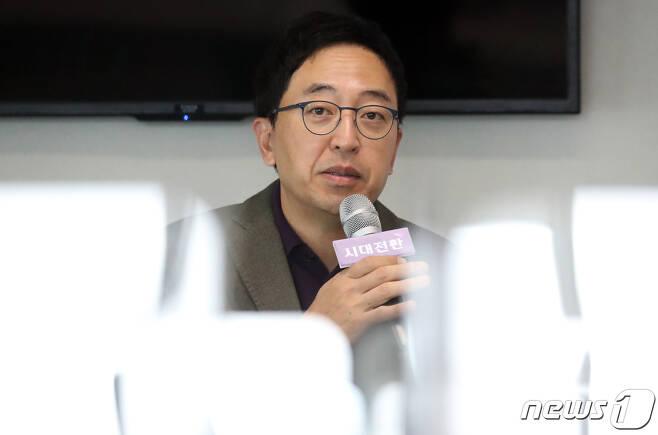 금태섭 전 민주당 의원 2020.11.14/뉴스1 © News1 김명섭 기자