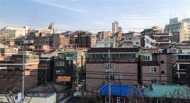 서울 시내 주택들 / 자료=연합뉴스