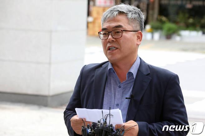 박훈 변호사. 2019.9.6/뉴스1 © News1 황기선 기자