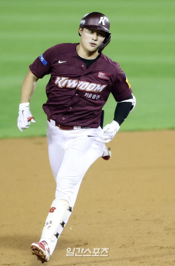 이번 겨울 포스팅 시스템을 통해 MLB 진출에 도전하고 있는 김하성. IS포토