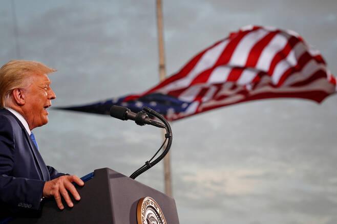 도널드 트럼프 미국 대통령. [로이터]