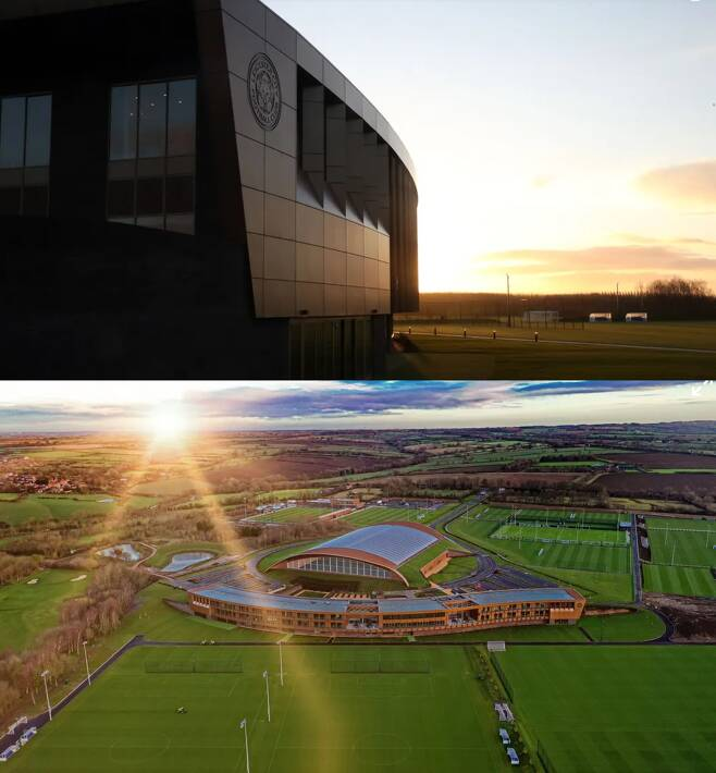 잉글랜드 프로축구 레스터 시티의 새 1군 훈련장이 이번주 문을 연다. /사진=레스터 시티 공식 홈페이지