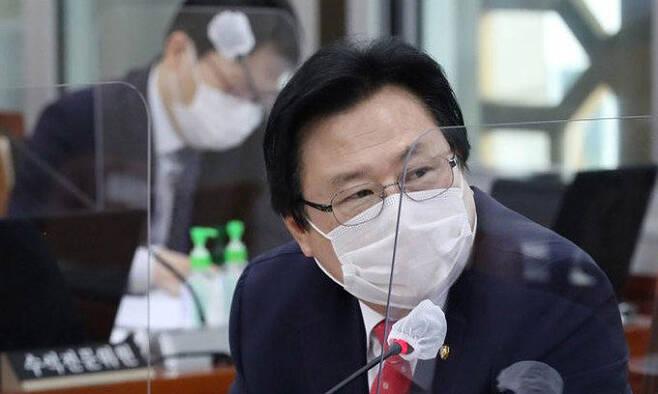 강기윤 국민의힘 의원. 연합뉴스