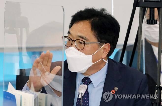 우원식 위원 [연합뉴스 자료사진]