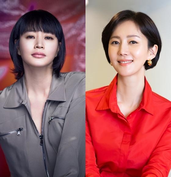 김혜수와 염정아가 류승완 감독의 신작 '밀수'에 투톱 주인공을 맡는다.