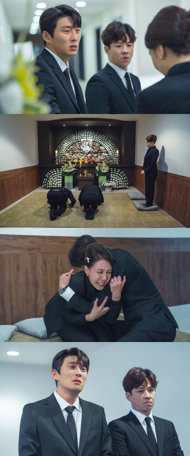In Cheat on Me, If You Can, Go Joon was spotted visiting the funeral home of her own daughter, the White Pilisation (Fertilisation), which was her own daughter.The appearance of Go Joon, who was surprised to discover the representative of the agency, Jean Soo-kyoung, who keeps the funeral hall alone, and the appearance of Jean Soo-kyoung, who hugs him and wails him, are also revealed.KBS 2TV drama Cheat on Me, If You Can (directed by Kim Hyung-seok, Kim Min-tae/playplayplay by Lee Sung-min/production A Story) unveiled a steel showing Han Guizhou (Go Joon) going to the funeral hall of the Back Fertilisation with Son Jin-ho (played by Jung Sang-hoon).Fertilisation, Guizhous inner daughter, is an MC of Morning Midam, which brought a secret meeting with Guizhou twice a week.Guizhou informed Fertilisation of the breakup to advance to politics, but Fertilisation did not accept it.I also visit the house of Guizhou and Kang Yeo-ju (Cho Yeo-jung) to make Guizhou embarrassing.But the very next day Fertilisation went missing, eventually returning to a cold body and shocking.In the meantime, the photo shows the image of Guizhou who visited the funeral hall of Fertilisation.Her funeral home, once famous as a Korean Wave star, is a quiet one. Guizhou is surprised to find someone at the funeral home.She is the representative of Fertilisations agency, Yoon Hyung-sook (Jeon Soo-kyoung).Hyung-suk is the long-held man who watches Fertilisation, the only one keeping the end of Fertilisation.Hyung Sook, who is well aware of Fertilisation, is expected to reveal new facts about Fertilisation, and Hyung Sook, who watched him raise his bow in front of the portrait of Fertilisation, is holding Guizhou and crying storm tears.Did the agency representative Hyung Sook know the relationship between Guizhou and Fertilisation?In the ninth episode, Yoon Hyung-sook, the representative of Fertilisations agency, will appear for the first time, said the production team of Cheat on Me, If You Can. We hop