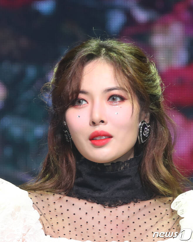 가수 현아(HyunA)© News1