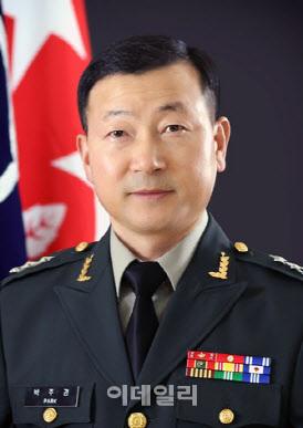 박주경 육군중장 [사진=국방부]