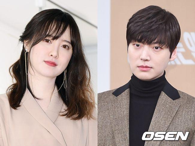 배우 구혜선(왼쪽)과 안재현. OSEN DB