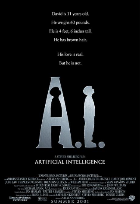 영화 AI. 포스터 캡처