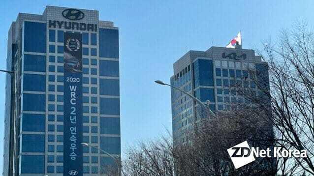 서울 양재동 현대차그룹 사옥 현장