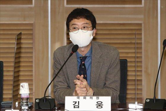 김웅 국민의힘 의원. 뉴스1