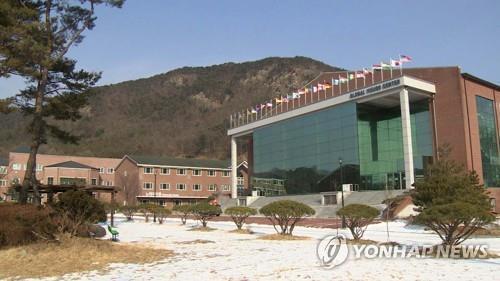 상주 BTJ열방센터 [연합뉴스 자료사진]