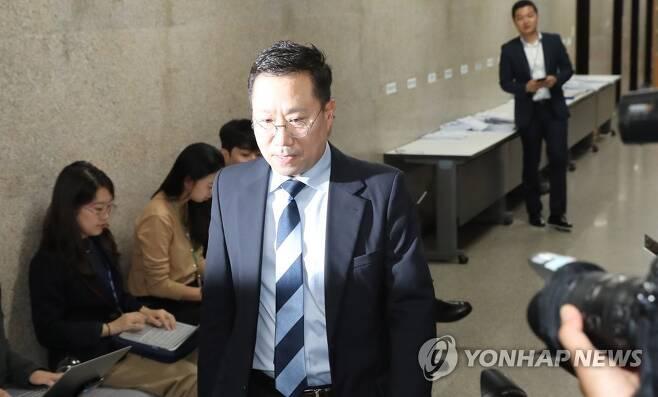 양정철 전 민주연구원장[연합뉴스 자료사진]